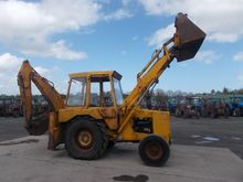 1984 Ford 550 Rigid Backhoes