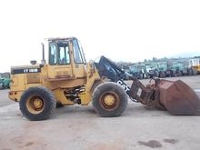 1986 Caterpillar IT18B Wheeled