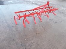 Spring time grubber tillage equ