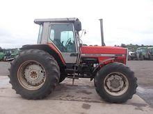 1992 Massey Ferguson 3655
