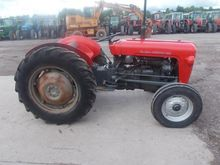 1963 Massey Ferguson 35