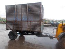 1992 Kögel 10X6 Dump Wagons