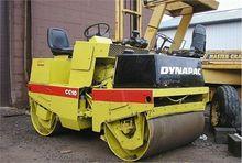 Used 1986 DYNAPAC CC