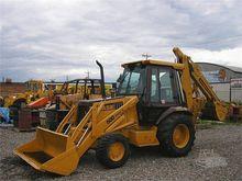 1992 CASE 580SK