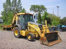 Used 2005 DEERE 310G