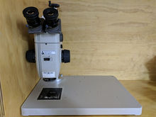 Nikon SMZ-U Stereo/Dissecting M