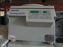Eppendorf 5417C Microcentrifuge