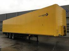 2008 Schmitz Cargobull 3-Assige