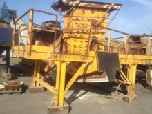 Altairac BPS 500 Fixed crusher