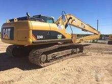 2008 CATERPILLAR 324DL LR