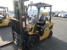 2015 Cat 2P50004-LE Forklift