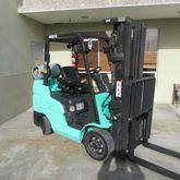 2011 Mitsubishi FGC33N Forklift