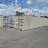 2016 40 foot steel Container Co