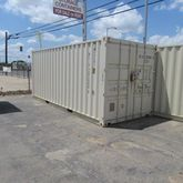 2016 Steel Container 20 foot st