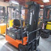 2016 Doosan B16R-5 Forklift