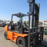 Used 2014 Doosan G70