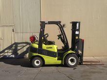 2014 Clark C25 Forklift