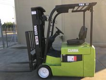 2008 Clark TMX17 Electric Sitdo