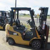 2012 Cat C5000 Forklift