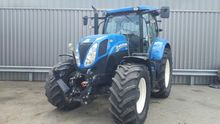2012 New Holland T7 185 Farm Tr