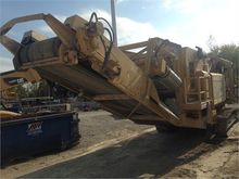 2011 SCREEN MACHINE 4043T