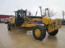 2012 CAT 12M2-AWD ROAD GRADER