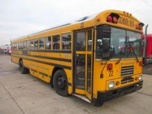 1999 BLUE BIRD SCHOOL BUS-78 PA