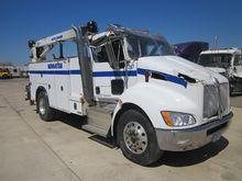 2013 KENWORTH T370 SERVICE TRUC