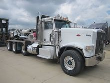 2013 PETERBILT 389 DAY CAB-HEAV