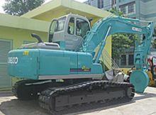 Used Excavators for sale in Singapore  Caterpillar equipment