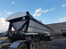 2007 TRAIL KING OLB 336 Triaxle