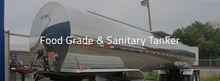 Food Grade & Sanitary Tankers