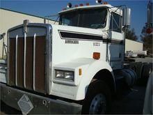 1986 KENWORTH W900