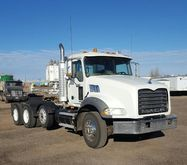 2007 MACK GRANITE CT713