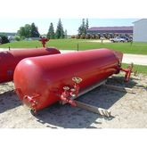 Vertical Ammonia Receiver Tank