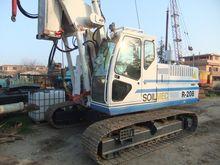 Piling rig Soilmec R 208