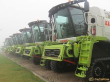 Used 1998 Claas comb