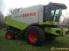 2010 Claas Lexion 540