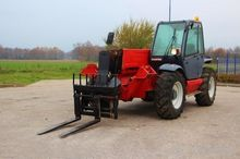 Used 2006 Manitou MT