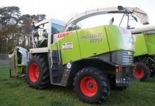 Used 2004 Claas Jagu