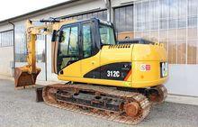 2007 Excavator Caterpillar 312