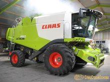 2012 Claas Lexion 660