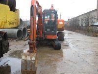 Used 2008 Mini excav