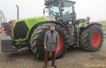 2012 Claas Xerion Trac 5000