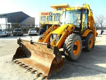 Used 2007 JCB 4CX in
