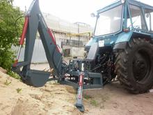 2017 Mounted bucket excavator