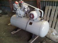Used 1982 Compressor
