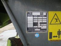 Used 2002 Claas Lexi