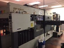 Used 1993 Bobst SP-1