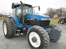 Used 1995 FORD 8670